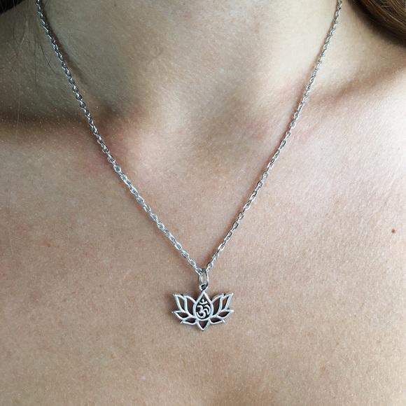 Jewelry - Lotus & Ohm Necklace